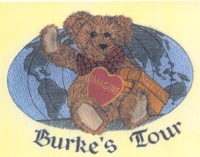 Burke's Tour logo